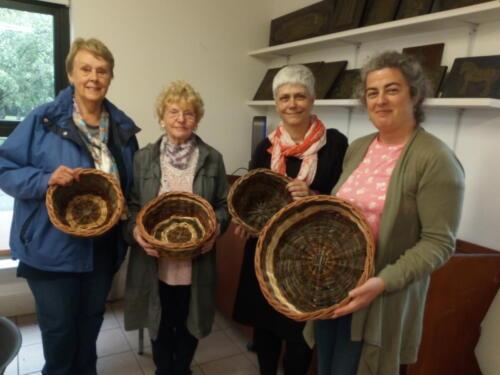 Basket making workshop at The National Heritage Park